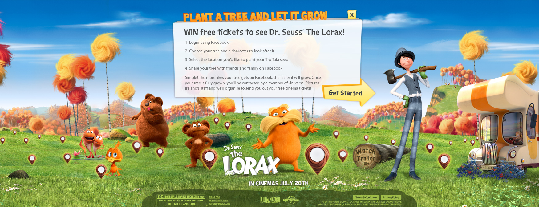let it grow the lorax free download
